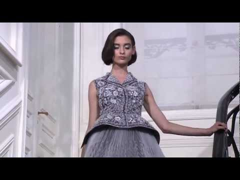 Christian Dior ➤ Haute Couture Spring/Summer 2012