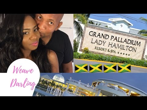 Hotel Tour - Grand Palladium Lady Hamilton Resort & Spa Jamaica