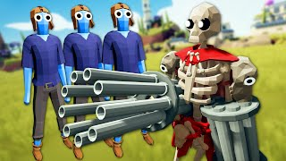 Modded Units Have Gone Too Far - Totally Accurate Battle Simulator (TABS)