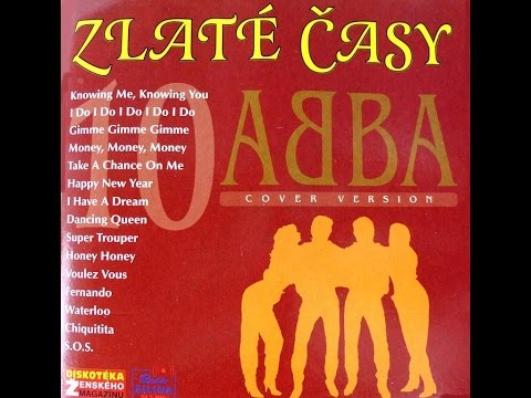 ABBA (cover) - Zlaté časy (celý Album)_2000