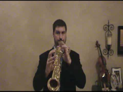 SaxMall com Selmer Paris Super Action 80 Series II Soprano Saxophone Sax