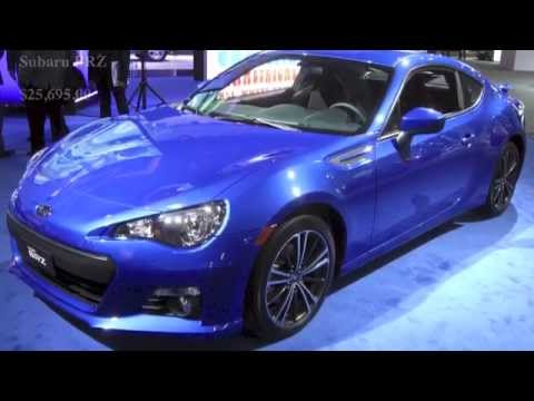 Top 10 Affordable Sports Cars 2017