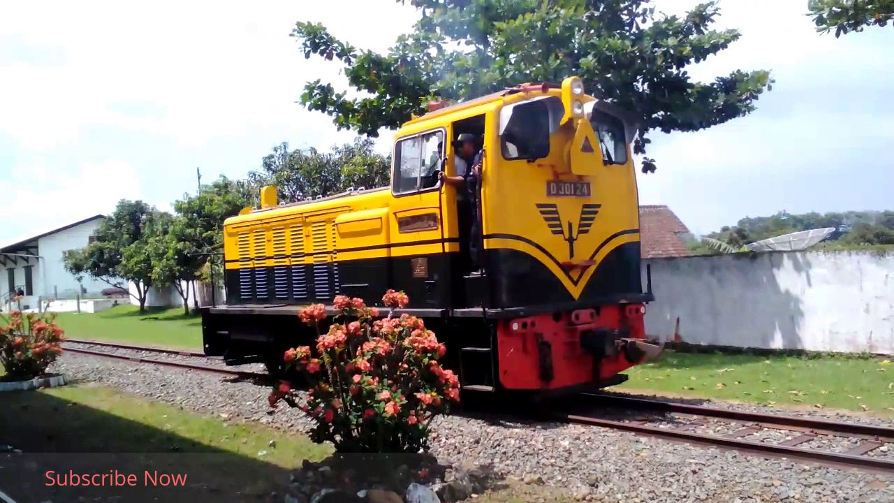 Stasiun Ambarawa Kereta Wisata Ambarawa Tuntang