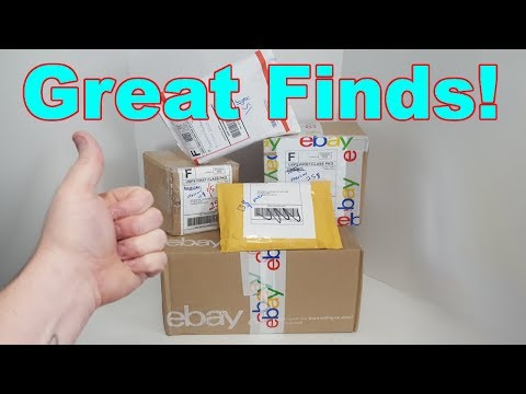Ebay/Mercari Game Deals Unboxing - Ep. 17 - Great Finds!