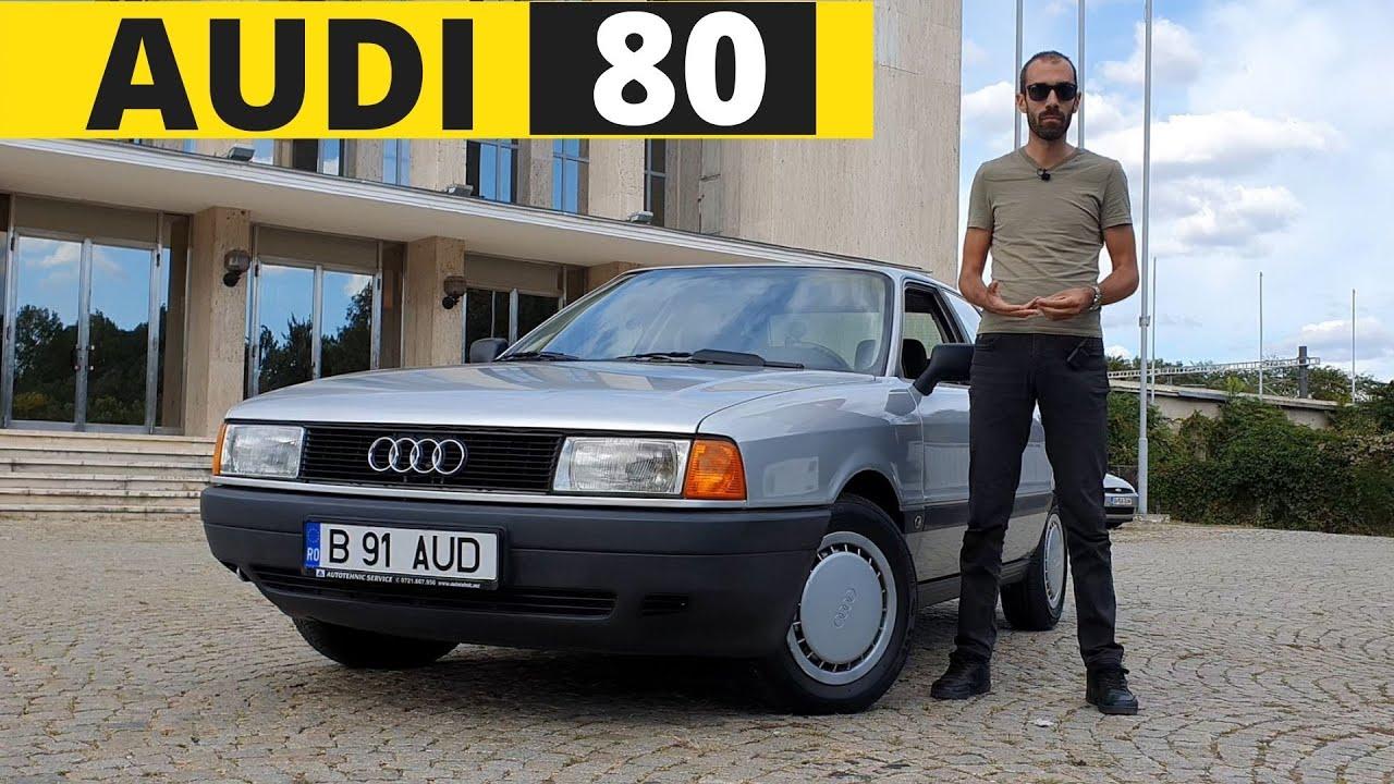 Audi 80, prezentare detaliata