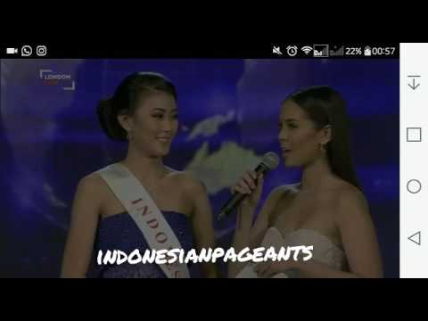 Indonesia Top 10 Miss World 2016