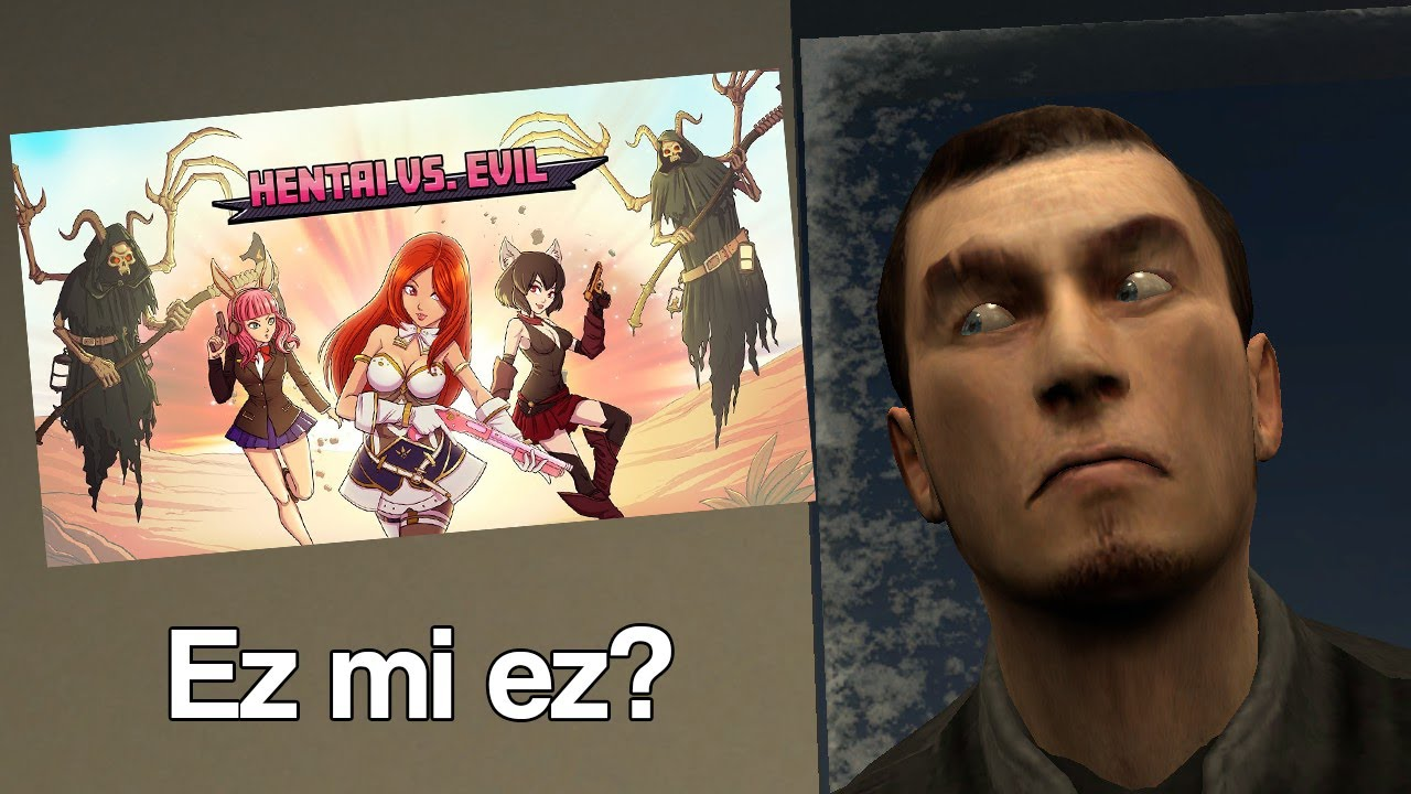 Hentai vs. (Medi)Evil - GMST játékbemutató