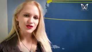 Rossella Visconti ringrazia L'Overdance Lap Dance