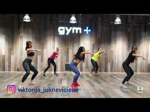 The Black Eyed Peas,J Balvin - RITMO (ZUMBA Choreo)