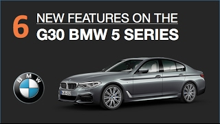 TOP 6 OPTIONS ON THE BMW 5 SERIES G30