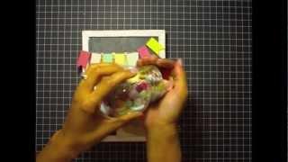 Watch Me Wednesday | Chalkboard Easel Display