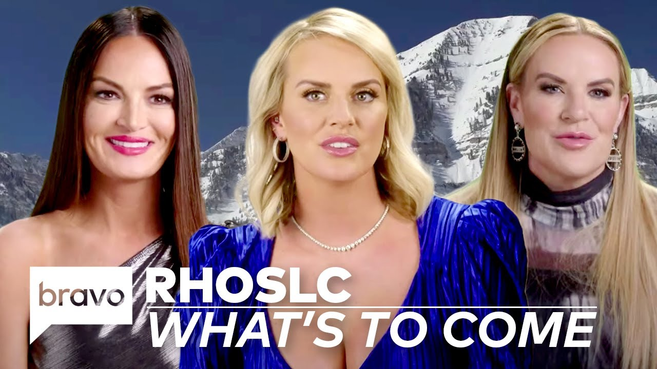 Here's What's to Come on The Real Housewives of Salt Lake City | Bravo