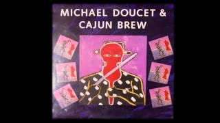 Michael Doucet & Cajun Brew LP ROUNDER 6017 Vinyl 1988 Record