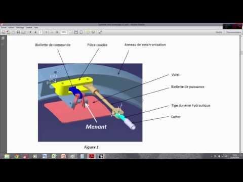 Tutoriel CATIA V5 - Projet Réacteur - Partie 1 : Schéma Cinématique