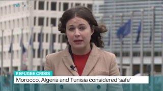 Austria to send back 50,000 refugees, Elena Casas reports