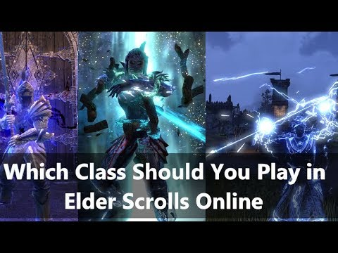 ESO l Which Class should you Play?