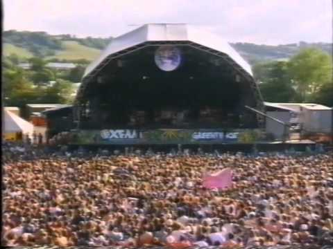 Galliano - Glastonbury Pyramid Stage 1994 Full Performance