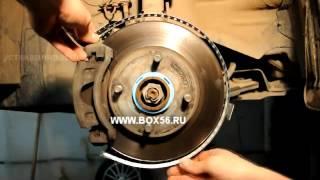 как сделать подсветку колес на авто