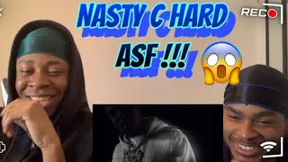 Nasty C: Eazy | OFFICIAL REACTION