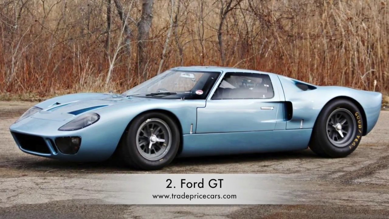 our list of the top ten ford cars ever youtube. Black Bedroom Furniture Sets. Home Design Ideas
