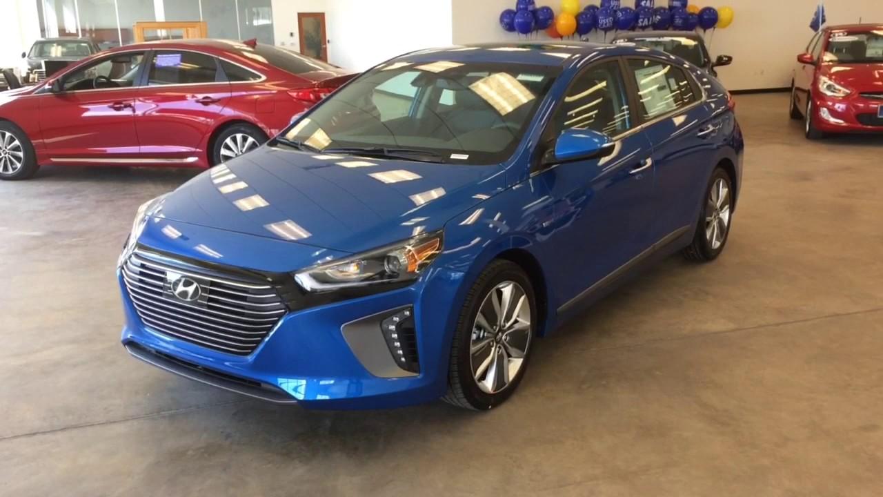 2017 Hyundai Ioniq Limited Ultimate