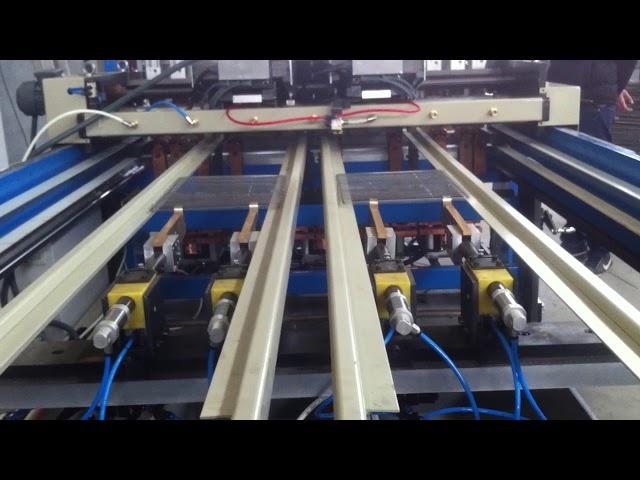 Sağlam Makina -  Tel Raf Punta Kaynak Makinesi