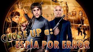 Espías y Comedia con los Grimsby bros, Isla Fisher y Mark Strong