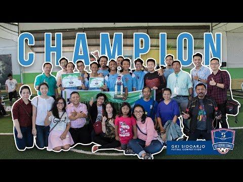 SKY JUARA 1 GKI Sidoarjo Futsal Competition!!!