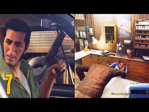 GAS STATION ROBBERY! - A Way Out - Part 7