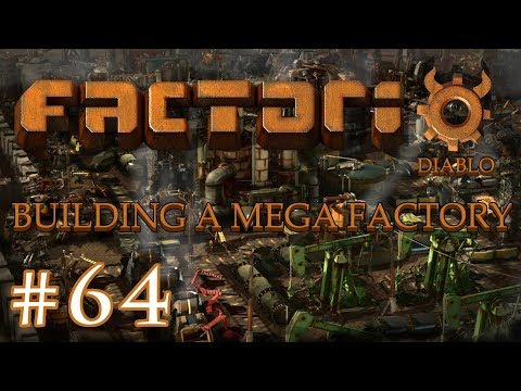 Factorio - Building a Mega Factory: Part 64 The start of batteries and Acid