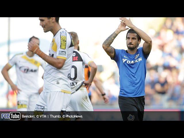 2016-2017 - Jupiler Pro League - 03. Club Brugge - Sporting Lokeren 1-0
