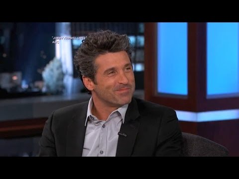 Patrick Dempsey Opens Up About Surprising Exit From 'Grey's Anatomy'