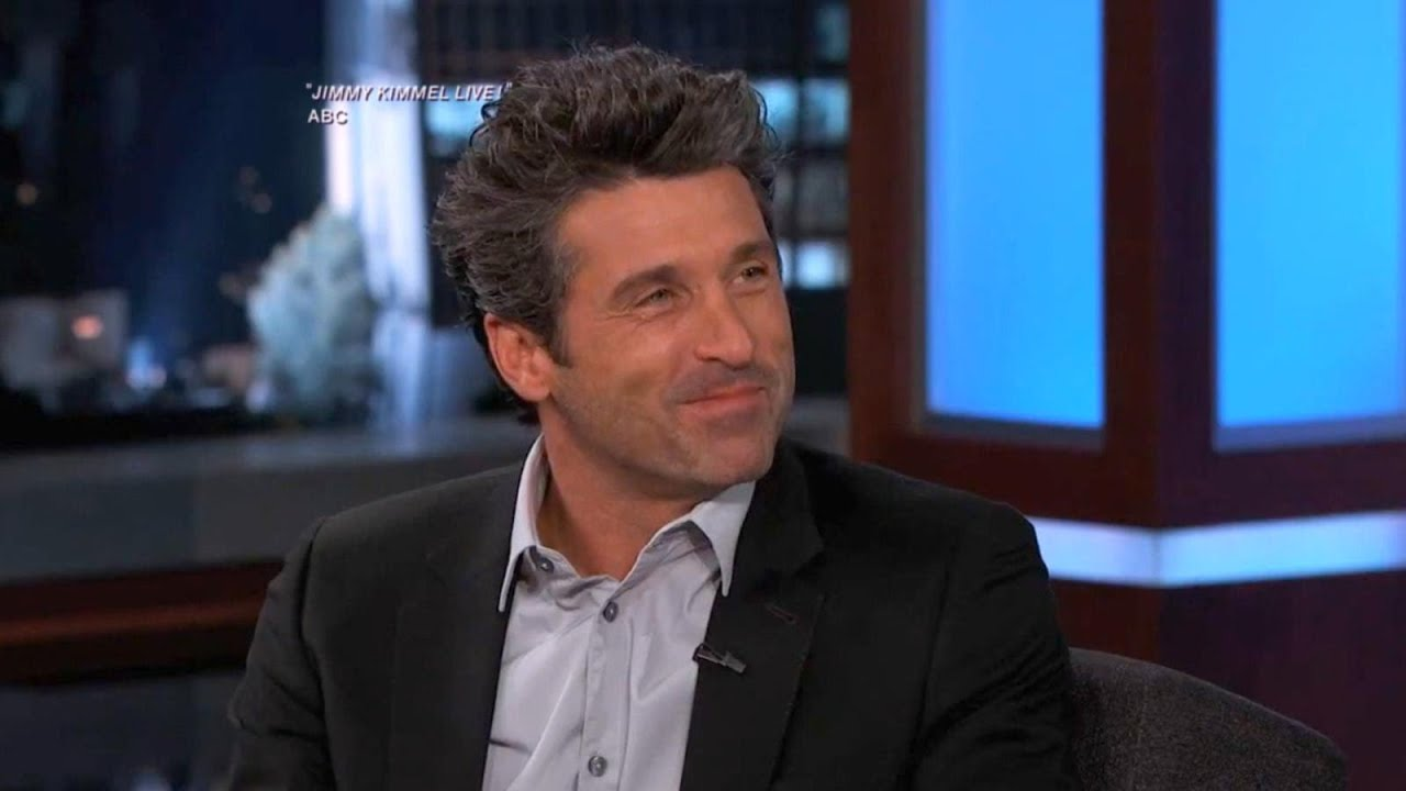 Patrick Dempsey Opens Up About Surprising Exit From Greys Anatomy