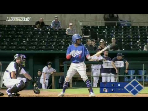 Robinson hammers second homer of game for Tulsa