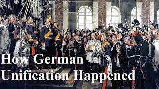 How German Unification Happened