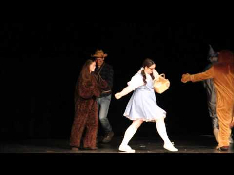 Dorothy In Wonderland - Brookfield Drama Club 2016