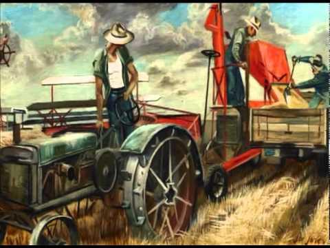 Joe Jones: Painter of the American Scene
