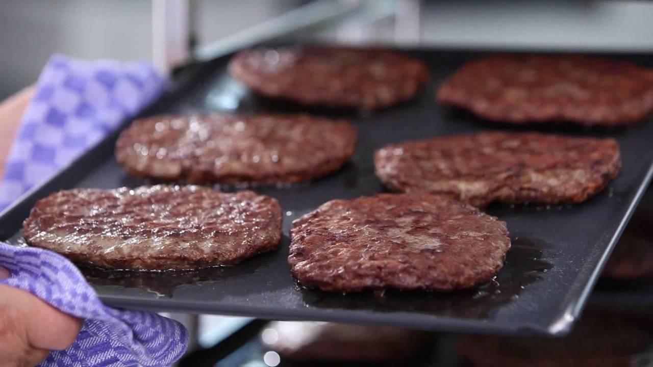 02 rational sccwe steak hach pour hamburger youtube. Black Bedroom Furniture Sets. Home Design Ideas