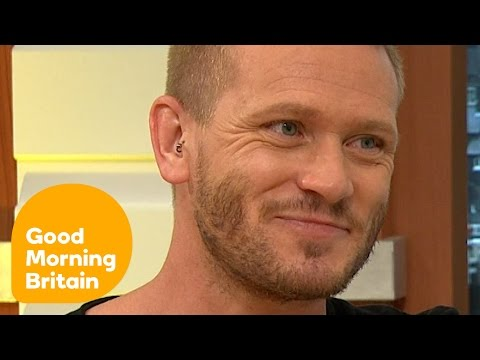 Emmerdale Heartthrob Matthew Wolfenden On His Upcoming Wedding  Good Morning Britain