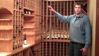 Custom Wine Cellar Wheaton, Il Part 1