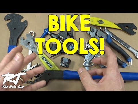 Bike Tools - The Tools I Use To Repair/Update/Restore Bikes