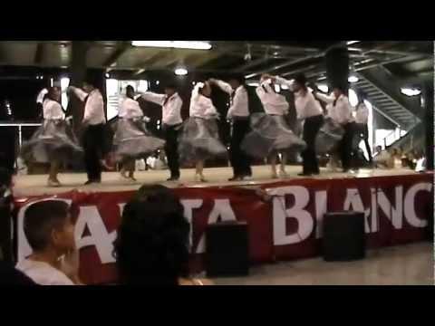 Ballet Folklórico Municipal de Monterrey - Tamaulipas Norte