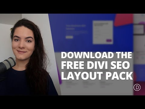 Download a Free & Goal-Oriented SEO Layout Pack for Divi