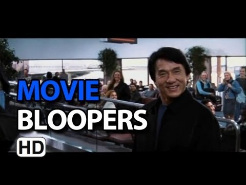Rush Hour 2 (2001) Bloopers Outtakes Gag Reel - Chris Tucker & Jackie Chan