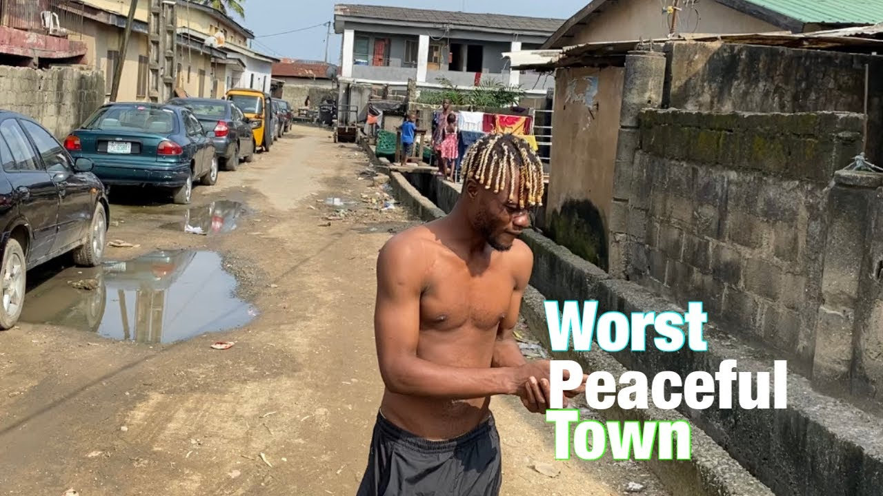 Download Most Peaceful And Dangerous Town In Lagos Nigeria ( Shomolu)