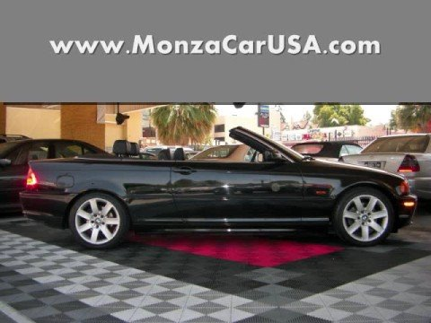2000 bmw 323ci convertible sport and premium youtube. Black Bedroom Furniture Sets. Home Design Ideas