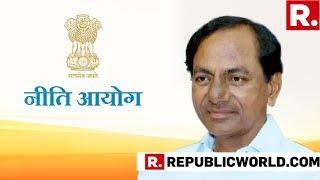 Telangana Chief Minister K Chandrashekhar Rao To Skip Niti Aayog Meeting