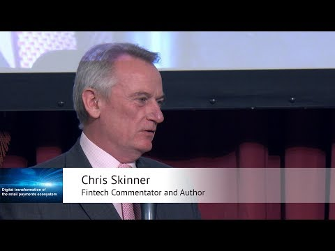 Chris Skinner - The impact of digital innovation on banking and payments