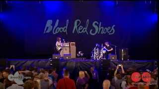 Blood Red Shoes - Speech Coma - Lowlands 2014
