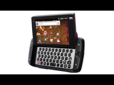 T-Mobile Sidekick 4G Unboxing
